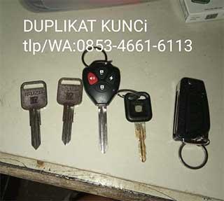 Jasa Duplikat Kunci Panggilan di Bandar Lampung
