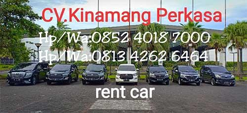 JRental Mobil Matic Manado,