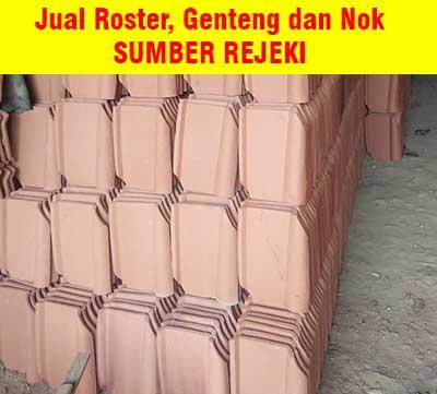 Produsen Roster genteng Bata expos Purwakarta Sumber Rejeki