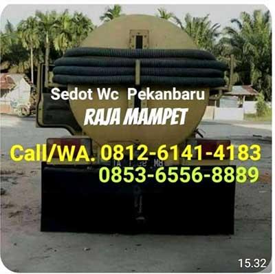 Sedot Wc Murah Pekanbaru