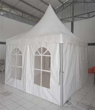 Terpal Tenda Curug Tangerang