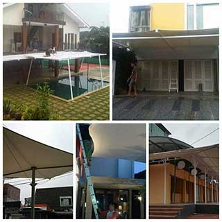 Jual Terpal Tenda Tangerang