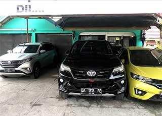 Rental Mobil Palangkaraya