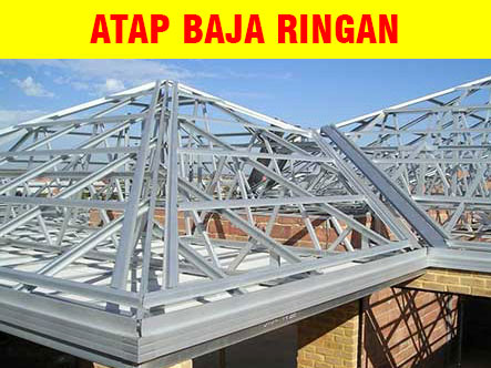 supplier atap baja ringan