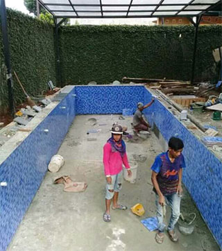 Kontraktor Kolam Renang Murah di Jakarta
