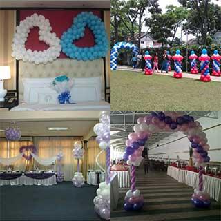 dekorasi balon bandung