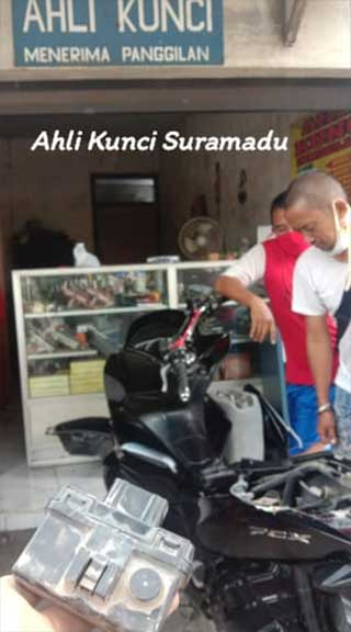 Ahli Kunci Immobilizer Suramadu
