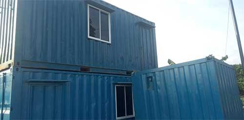 Jasa Rental Container Office Batam