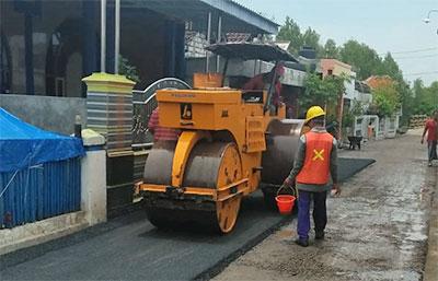 Jasa Perbaikan Jalan Aspal dan Paving Block Jogja
