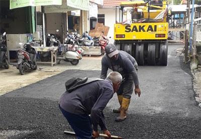 Jasa Perbaikan Jalan Aspal Jogja
